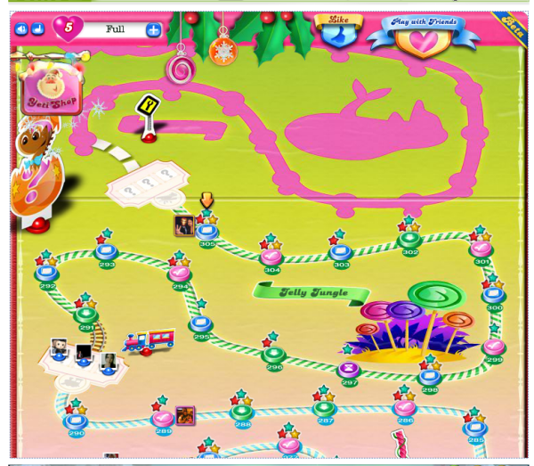 Cheat Sheet For Candy Crush Level 50